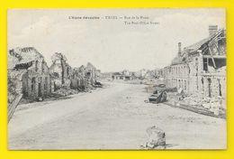 URCEL Rue De La Poste (Nougarède Lestrat) Aisne (02) - France