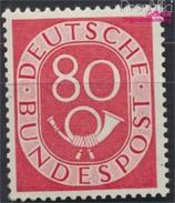 BRD 137 Geprüft Postfrisch 1952 Posthorn (8843920 - BRD