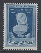 België Nr 579 V2 Dubbele Komma In 1,75 - Variétés Et Curiosités
