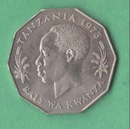 Tanzania 5 Shilingi 1973 - Tanzania