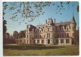 Jarnac : Château De Cresse (1870) Maison Familiales Des Armées ( N°16/752 Gilbert) - Jarnac