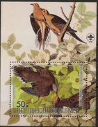 """Guinée Bloc YT 52 """" J. J. Audubon """" 1983 Neuf** - Guinea (1958-...)"""