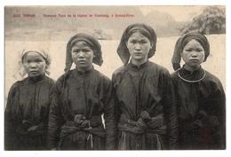 VIET NAM - Femmes Thos De La Région De Caobang, à Quang-Uyen - Vietnam