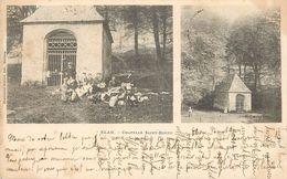 ELAN - Chapelle Saint Roger,carte 1900 Multi-vues. - Autres Communes