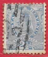 Nouvelle-Zélande N°68 1891-95 O - 1855-1907 Crown Colony