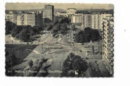 MILANO PIAZZA DELLA REPUBBLICA VIAGGIATA FG - Milano