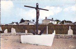 CPA - CPSM - 85 - LE VIEIL - Le Calvaire Des Marins - 13351 - Francia