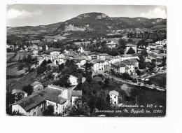PIETRAMALA PANORAMA CON MONTE OGGIOLI VIAGGIATA FG - Firenze
