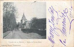 VALLÉE DE LA MEUSE - Eglise De Laval Dieu. - France