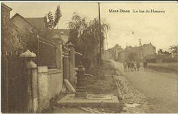 Mont - Dison -- Le Bas Du Hameau.   ( 2 Scans ) - Dison