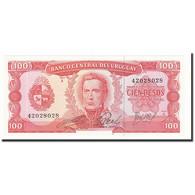 Uruguay, 100 Pesos, Undated (1967), KM:47a, NEUF - Congo