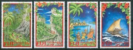 2000 Fiji Natale Christmas Noel MNH** Y58 - Fiji (1970-...)
