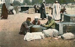 DOMINOS(EGYPTE) - Cartes Postales