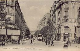PARIS 12EME - L'avenue Ledru-Rollin - District 12