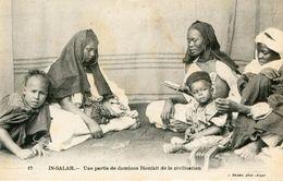 DOMINOS(ALGERIE) IN SALAH - Cartes Postales