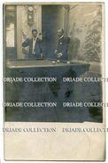 FOTO CARTOLINA GIOCO DEL BILIARDO VIAGGIATA ANNO 1908 BILLIARD GAME - Cartoline