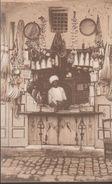 6- épicier Arabe (carte Vierge) - Profesiones