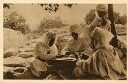 DOMINOS(ALGERIE) - Cartes Postales