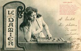 DAMES(BERGERET) - Cartes Postales