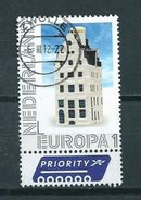 2012 Netherlands Europe+tab Used/gebruikt/oblitere - Periode 1980-... (Beatrix)