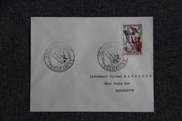 """Enveloppe 1er Jour TANANARIVE - """" Commémoration De La Communauté"""". - Madagascar (1960-...)"""