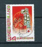 Netherlands Serious Request Used/gebruikt/oblitere - Periode 1980-... (Beatrix)