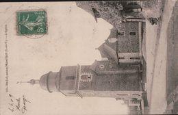 1870A BREAL ???????????????? 1909  ECRITE - Autres Communes
