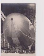 AV55  --  GRAF ZEPPELIN    --  DIRIGEABLE, AIRSHIP  /  REAL PHOTO - Dirigibili