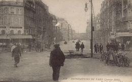 PARIS 12EME - Inondations De Paris - Arrondissement: 12