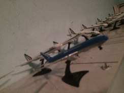 KLM  Boeing 777 Scala 1:500 - Altri