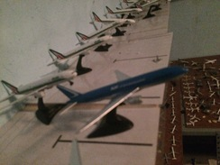 KLM  Boeing 777 Scala 1:500 - Other Collections