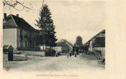 CPA - SENARGENT (70) - Aspect De La Place Du Centre En 1910 - France