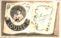 Prénom Louise - Livre Ouvert (JK) - Prénoms