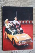 SOVIET CIRCUS. 1979. Chimpanzee - Monkey - Circo