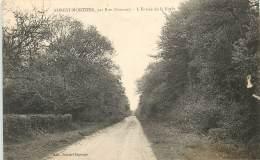 Dep - 80 - FOREST MONTIERS L'entrée De La Foret - Sonstige Gemeinden