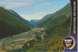 (NZ36) NEW ZEALAND. ARTHUR'S PASS - Nueva Zelanda