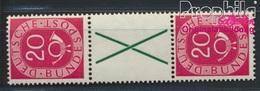BRD S6 Geprüft Postfrisch 1951 Posthorn (8985038 - BRD