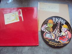 Rare Vinyle Publicitaire Liqueur Raspail Barclay Année 60 - Collections Complètes