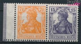 Deutsches Reich W11ba Postfrisch 1917 Germania (9019339 - Germany