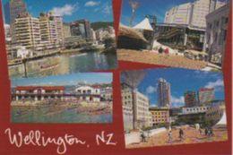 (NZ6)  WELLINGTON - Nueva Zelanda