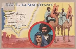 COLONIES FRANCAISES    LA MAURITANIE - Mauritania