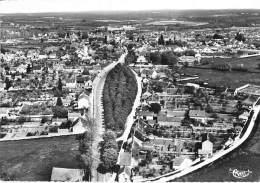 18 - SANCOINS : Parc Hugues Lapaire : Vue Générale - CPSM Dentelée Noir Blanc GF 1965 - Indre - Sancoins
