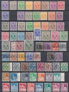 Am-Post Lot 68 Verschiedene Marken Postfrisch Ansehen !!!!!!!!!! - Briefmarken