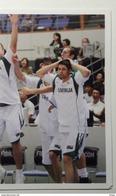 Slovenia Basketball Cards  Stickers Nr. 49 Saso Ozbolt Slovenia Nation Team WORLD Basket Japan 2006 - Unclassified