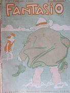 Fantasio N°73 (1er Août 1909) Magazine Gai - Dessin De Roubille - Barere - Boeken, Tijdschriften, Stripverhalen