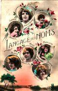 Langage Des Noms (femmes) - Jeanne, Marie, Suzanne, Louise, Lucie, Blanche (rex 1414) - Vrouwen