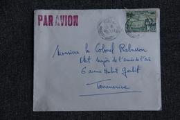 Lettre De FORT DAUPHIN à TANANARIVE - Madagascar (1889-1960)
