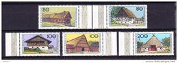Duitsland 1995 Nr 1651/55 ** Zeer Mooi Lot Krt 3748 - [7] République Fédérale