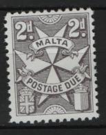 Malta 1966 Segnatasse Unif. 26A **/MNH VF - Malta