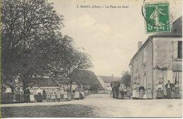 RIANS  (Cher)  La Place Du Haut - Other Municipalities